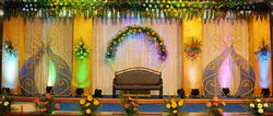 Wedding Stage Decoration Service