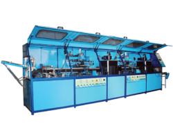 Automatic Plastic Can Screen Printing Machine