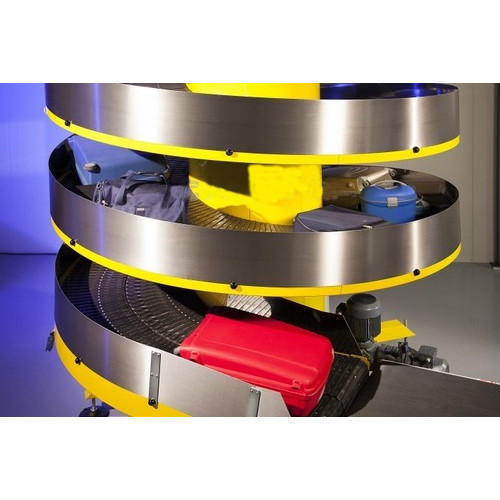 Flexible Roller Expandable Conveyor - Flexible Expandable Roller
