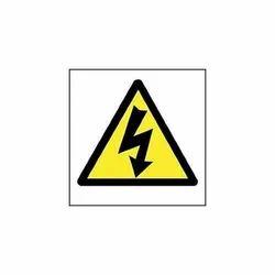 Arrow Safety Signage