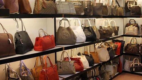 702bef1f841c ... Designer Bags   Ladies Bags. Canvas Printed Branded Bags