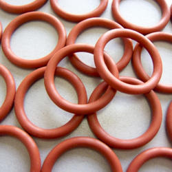 Silicone Rubber O Rings Seal