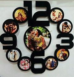Wall clock Photo Printings Service