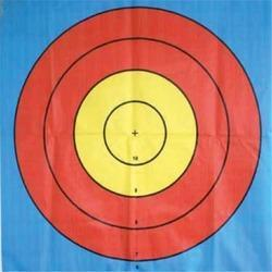 Target Face for Archery 124x124 Inch