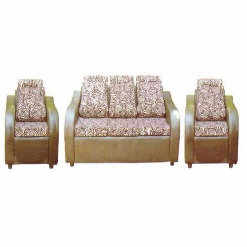 Wooden Handle Sofa Set At Rs 13500 Set S Wooden Sofa Set Id