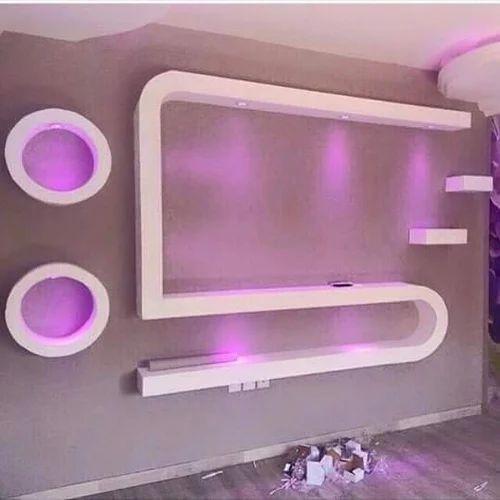 Showroom Turnkey Pop Work Pop Art Design Plaster Of