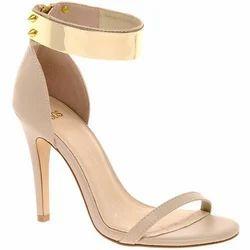 Ankle Strap Heel Sandal