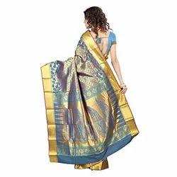 Pallu Art Saree Printing Service