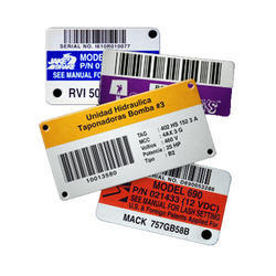 Assets Tag and Labels