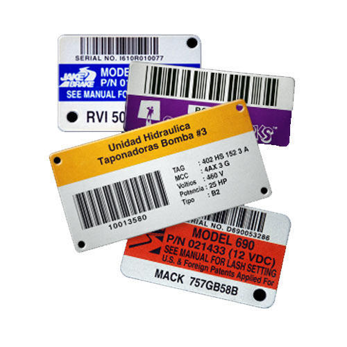 Industrial Labels - Polycarbonate Stickers Manufacturer from