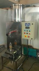 Semi Automatic Liquid Filling Machine -  MODEL SPEC 5LW