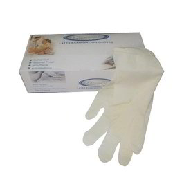 White Surgical Disposable Gloves, Size: 5 Inch