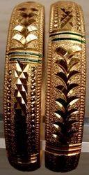 Gold Bangel Set