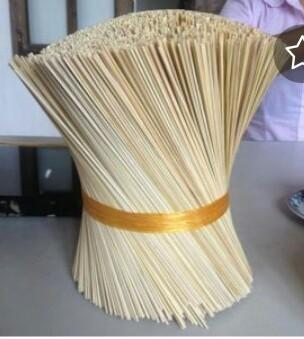 Agarbatti Bamboo Stick And Raw Material अगरबत्ती की कच्ची