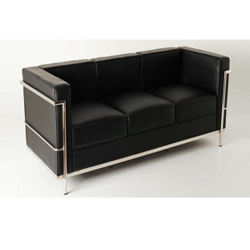 Pu Leatherite Three Seater Milano Sofa
