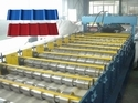 Color Coated Metal Roofing Sheet Making Machine