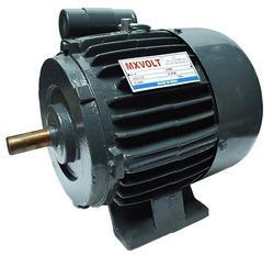 1 HP Single Phase Electric Motor, For Industrial, Speed: 1440 Rpm