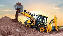 Earthmover On Hire JCB, Application/Usage: Residential