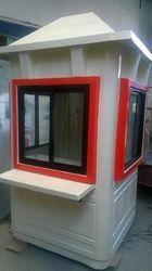Portable Fibreglass Cabin