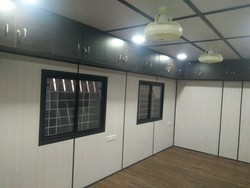 Office Interior Portable Cabin
