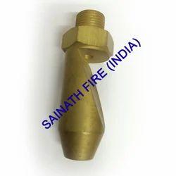 Flat Brass Spray Nozzle