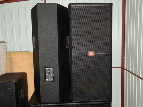 Jbl Pattern Audio Speaker 20 200 W Rs 11000 Pair Shri
