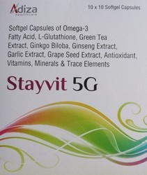Multivitamin 5G Tablets