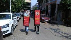 Led Screen Rural Advertising Service, in Pan India