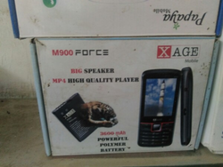 Xage Feature Phone