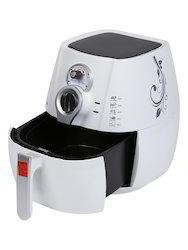 Brightflame White Heathly Air Fryer 3.2Ltr, For Domestic, for Home