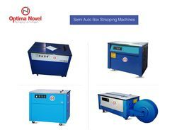 Semiauto PP Strapping Machines