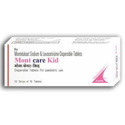 Mon care Montelukast & Levocetirizine Dispersible Tablet
