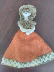 Doll Made By Jute