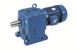 Inline Helical Geared Motor