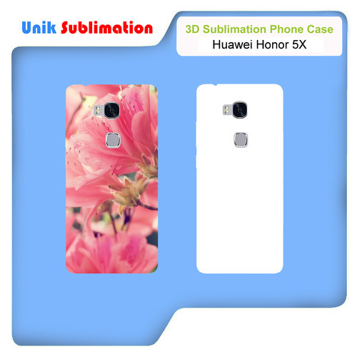 3D Sublimation Mobile Cover For Huawei Honor 5x
