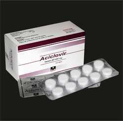 Allopathic Aciclovir Tablets 400mg, Packaging Type: Strips