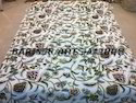 Kashmiri Bed Cover Cotton