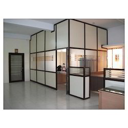 Manufacturers Suppliers Of Aluminum Office Partition Aluminium