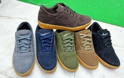 Canvas Casual Shoes, Size: Nike Air Force Suede