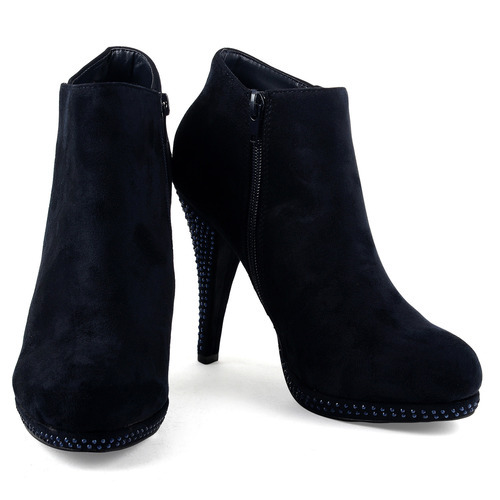 Ladies Boots - Ladies Fancy Boot Manufacturer from Delhi