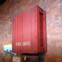 Fire Hose Station