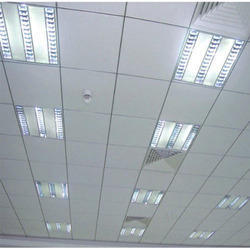 White Armstrong False Ceiling, For Residential & Commercial, Thickness: 8mm to 20 mm