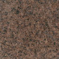 Flamed Block Cheery Brown Granite, for Flooring, Thickness: 15-20 mm