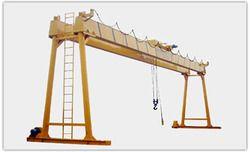 Industrial Single Beam Gantry Cranes