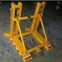 2 Drum Forklift Attachment Rental