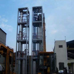 Industrial Edible Oil Refinery Plants