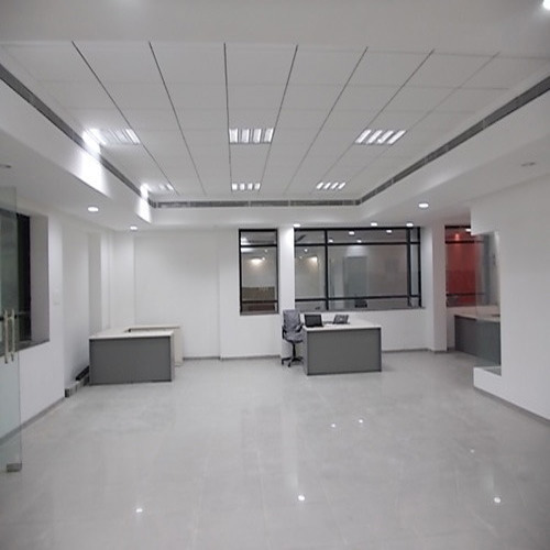 office false ceiling. Grid False Ceiling Office N