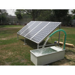 Solar Water Pump, 3 Hp