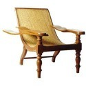 Fruitwood Colonial Planters Chair