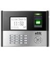 eSSL Biometric Time Attendance Machine With Door Access